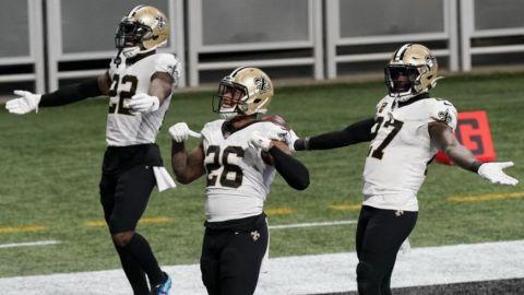 Saints-Chiefs, un duelo que hace volar la imaginación