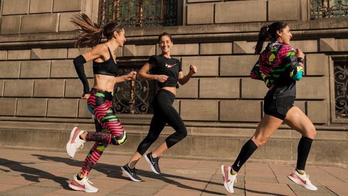 Aplicaciones gratuitas de ejercicio de Nike son claves para estrategia de  precio