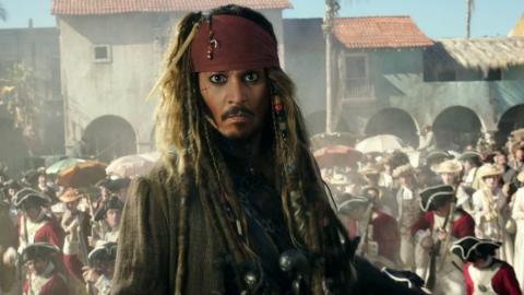 Disney veta el regreso de Johnny Depp a ''Piratas del Caribe''