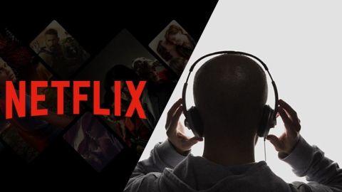 """Netflix prueba modo """"solo audio"""", para ver series y películas... sin verlas 🤣"""