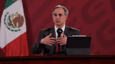 Si no bajan contagios, se tomarán medidas más severas: López-Gatell