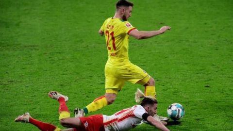 El Leipzig no pasa de un empate ante el Colonia y el Schalke se hunde