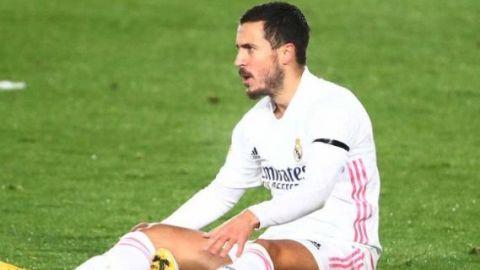 Zidane pide paciencia por Hazard