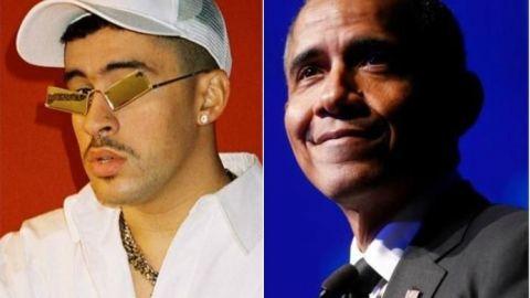 ''La difícil'', de Bad Bunny, de las canciones más escuchadas por Obama