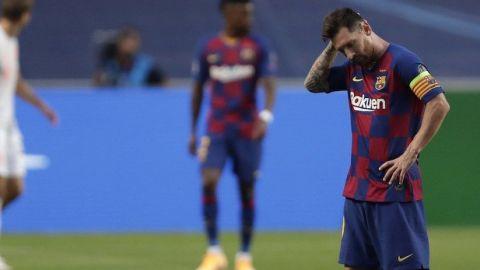 """Jugar sin espectadores en las tribunas es """"horrible"""", dice Messi"""