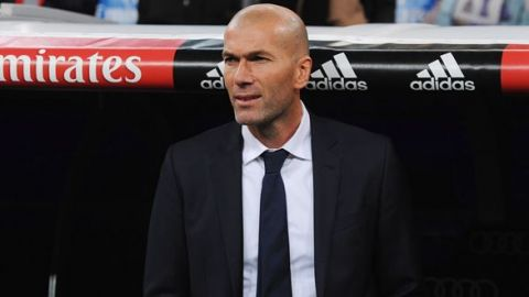 A Zidane le molestan las críticas a los árbitros