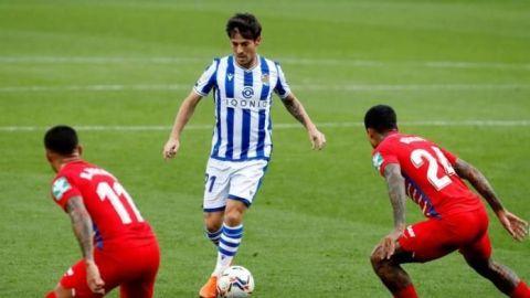 David Silva vuelve al once de la Real y Joao Félix se queda en el banquillo