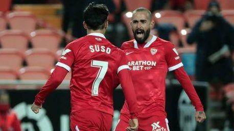 El Sevilla recupera su escalada
