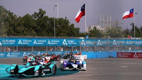 Fórmula E pospone carreras en Chile en enero debido al COVID-19