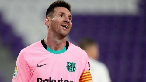 Messi llega a Argentina para pasar las fiestas navideñas