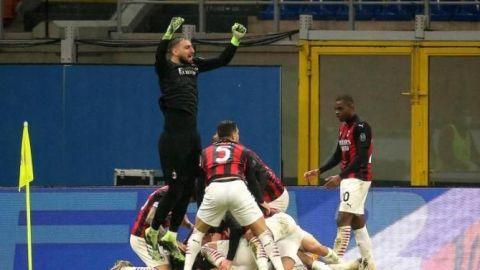 Theo regala al Milan una Navidad de líder