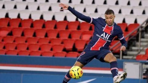 El PSG golea mientras el Lyon domina en Francia