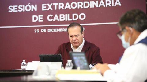 Acuerda Cabildo distinguir a Tijuana como 'heróica'