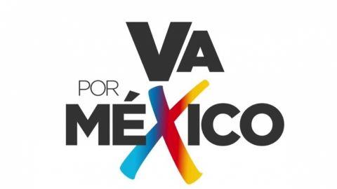 PAN, PRI y PRD registran ante el INE coalición Va Por México
