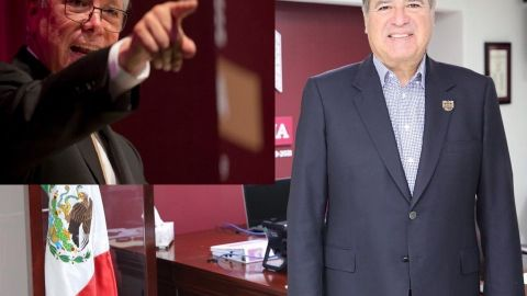Jaime Bonilla le ofrece su apoyo a Arturo González