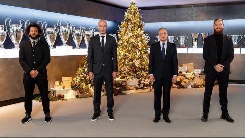 Real Madrid manda emotivo mensaje navideño y de fuerza por el Covid-19