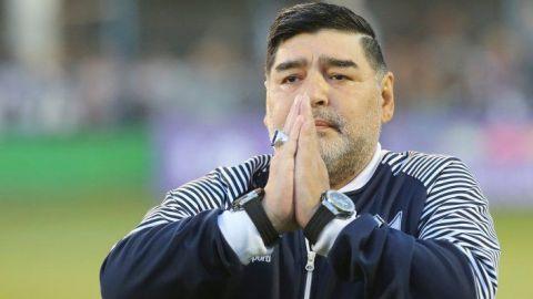 'Maradona vivía en el encierro'; el astro cumplió un mes de fallecido