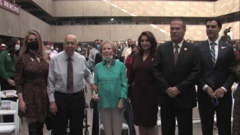 Murió Don Luis González, papá del alcalde Arturo González Cruz