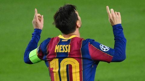 A Messi le gustaría pasar desapercibido