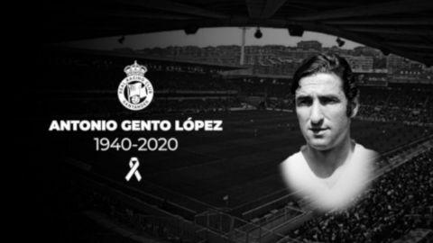Fallece Antonio Gento, exjugador del Real Madrid
