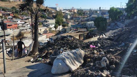 Reciben apoyo familias afectadas por incendios en La Cima