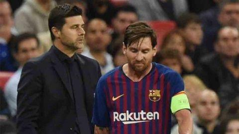 Mauricio Pochettino es el motivo de una posible llegada de Messi al PSG