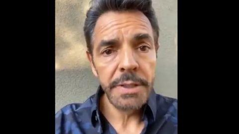 VIDEO: Eugenio Derbez ''tocándose''