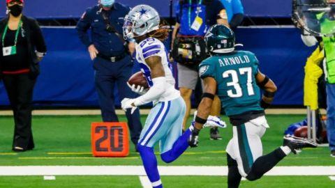 Dallas derrota y elimina a Filadelfia