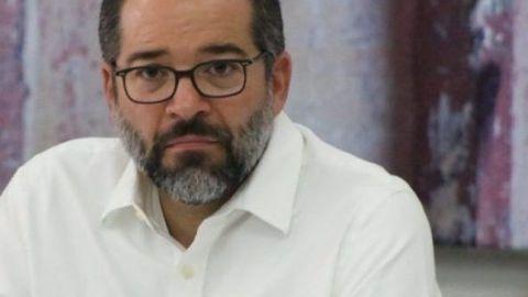 Ignacio Peralta, gobernador de Colima, da positivo a Covid-19
