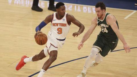 Los Knicks de Thibodeau vencen a los Bucks