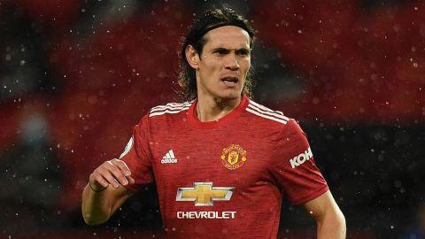 Toda la confianza en Cavani para guiar al Manchester United