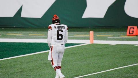 Baker Mayfield tras derrota ante Jets: Le he fallado a este equipo