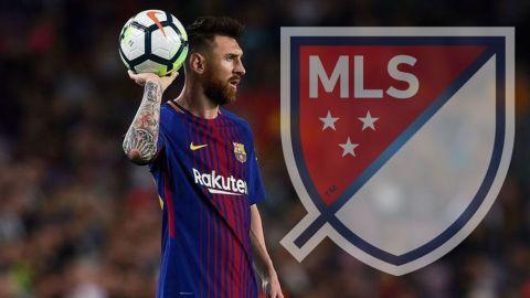 Las opciones de Lionel Messi en Estados Unidos; la MLS le abre las puertas