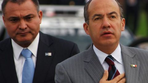 García Luna no es ''El Chapo'', dice abogado del exsecretario