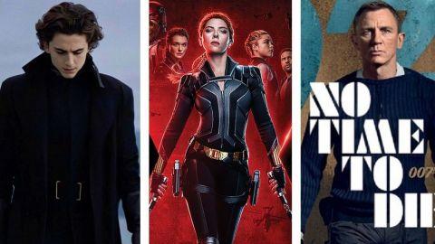 Éstas son las películas que se pospusieron en 2020 por la pandemia