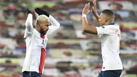 L'Équipe incluye a ocho jugadores del PSG en su once ideal de Francia