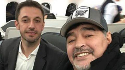 Matías Morla envió carta a hijo menor de Maradona; la madre del niño explotó