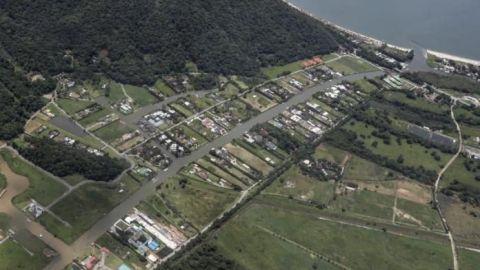 Mansión cerca al mar y con hangar propio para los supuestos invitados de Neymar
