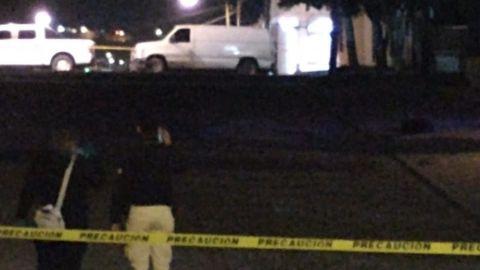 Tres homicidios en la noche y madrugada de este jueves 31