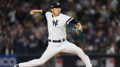 Tanaka volverá a Japón si no se arregla con Yankees