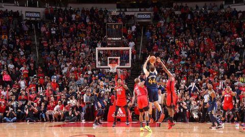 La vuelta de espectadores a los campos es el gran reto de la NBA para el 2021