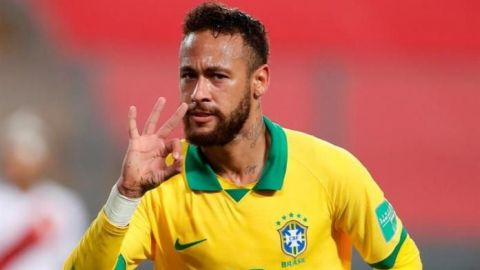 FOTO: Neymar muestra su cena de año nuevo para pocos e ironiza los 500 invitados