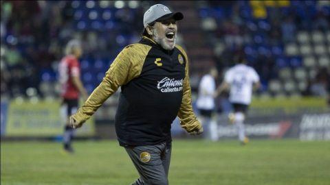 Fallecimiento de Maradona, de lo triste del 2020