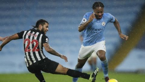 Man City aísla a 5 jugadores tras dar positivo en COVID-19