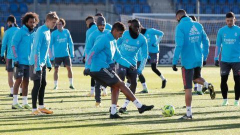 Que ya no se lesione nadie, los deseos de Zidane