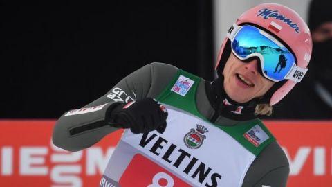 Dawid Kubacki gana en Garmisch la prueba de Año Nuevo