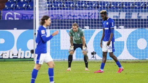 Tras un solo triunfo en 2020, Schalke busca dejar mala racha