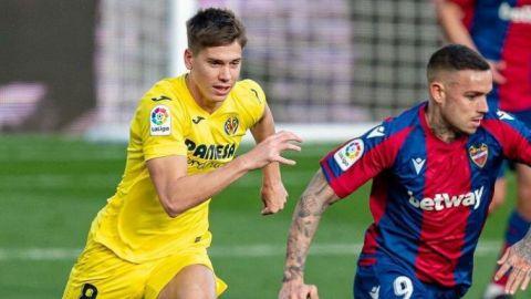 Villarreal se acerca al podio de LaLiga tras ganar al Levante