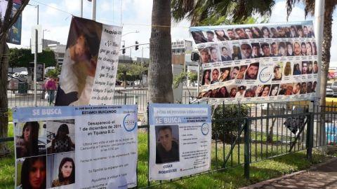 Recaudan fondos para la búsqueda de desaparecidos