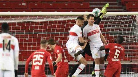 RB Leipzig asalta el liderato de la Bundesliga